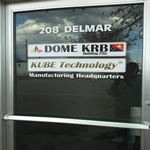 KUBE Technology™ adding brick and mortar to the expanding manufacturing operation.