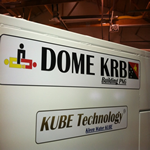 The first DOME KRB KUBE™