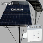 Solar Array Kool Kube